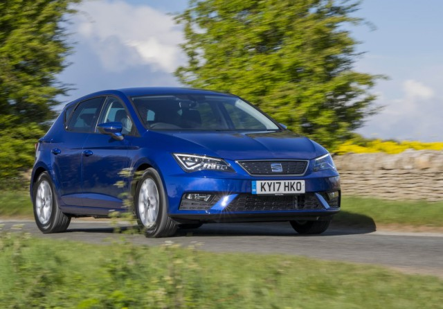 First drive: 2017 SEAT Leon 1.0 TSI. Image by SEAT.