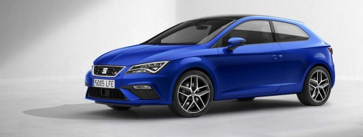 SEAT sharpens up Leon hatch. Image by SEAT.