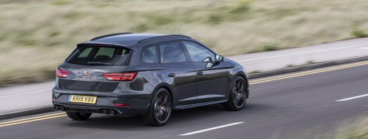 Driven: SEAT Leon Cupra R Abt. Image by SEAT UK.