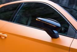 2014 SEAT Leon Cupra. Image by Max Earey.