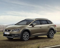 Incoming: SEAT Leon X-Perience. Image by SEAT.