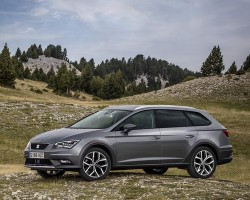 SEAT's rugged Leon X-Perience. Image by SEAT.