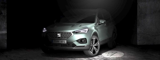 New SEAT SUV to be named Tarraco. Image by SEAT.