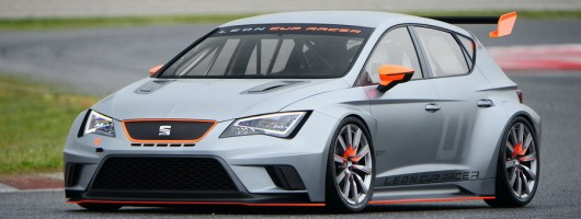SEAT's new 300hp Leon. Image by SEAT.