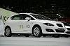 2009 SEAT Leon Ecomotive.