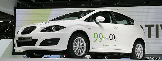 Come on, come on, do the Ecomotive with me. Image by Newspress.