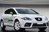 SEAT unveils Leon Twin Drive prototype. Image by SEAT.