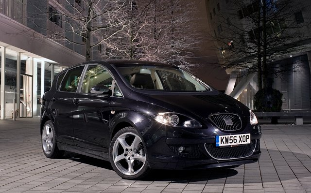 The Car Enthusiast Image Gallery 2007 Seat Toledo Sport