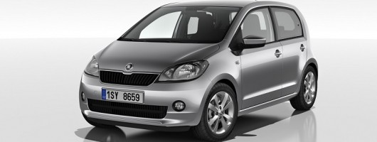 Five-door Skoda Citigo debuts at Geneva. Image by Skoda.