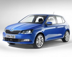 Incoming: Skoda Fabia. Image by Skoda.