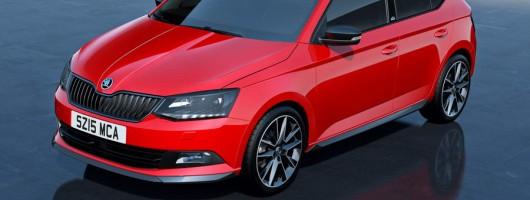 Skoda Fabia Monte Carlo On Sale News Skoda By Car Enthusiast