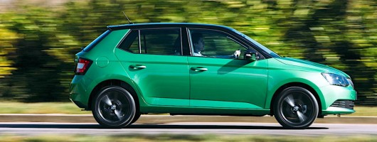 Skoda shows its colours. Image by Skoda.