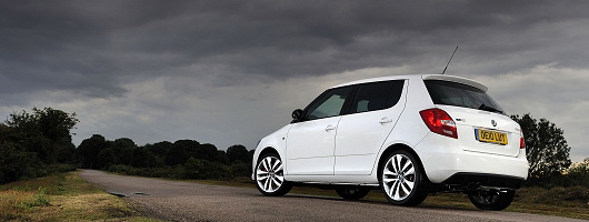 Week at the Wheel: Skoda Fabia vRS. Image by Max Earey.