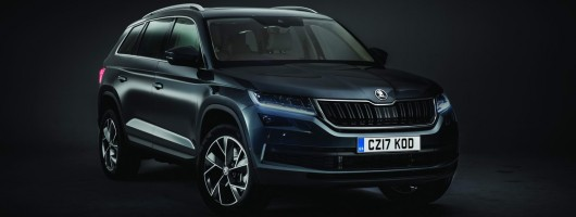 Skoda gives full run-down on Kodiaq. Image by Skoda.