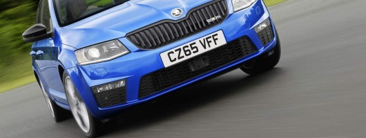 Octavia vRS 4x4 now on sale. Image by Skoda.