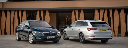 Skoda Octavia Mk4 costs from £22,390. Image by Skoda.