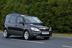 Week at the wheel: Skoda Roomster Scout | Car Reviews | by Car