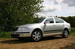 2005 Skoda Octavia TDI review. Image by Shane O' Donoghue.