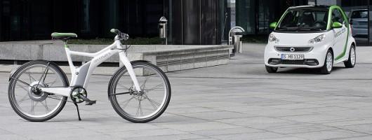 Smart ebike on sale. Image by smart.