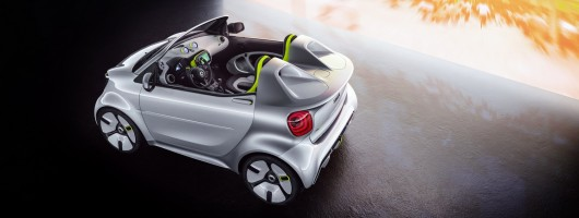 Smart reveals new Forease concept. Image by Smart.