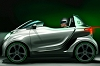 2011 Smart Forspeed concept. Image by Smart.