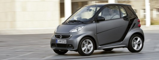 Nip and tuck for the Smart fortwo. Image by smart.