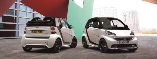 New Smart Grandstyle Edition. Image by Smart.