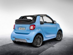 2016 Smart Fortwo Brabus Edition Cabrio. Image by Smart.