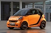 Smart's orange future. Image by smart.