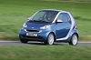 Smart diesel for UK. Image by smart.