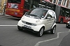 2009 Smart fortwo electric. Image by Lyndon McNeil.