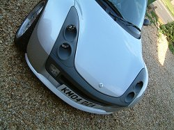 2004 Smart Roadster Brabus. Image by James Jenkins.