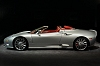 C8 convertible unveiled. Image by Spyker.