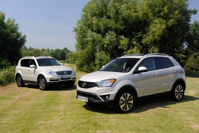SsangYong celebrates diamond anniversary. Image by SsangYong.