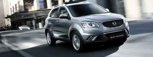 SsangYong returns to UK. Image by SsangYong.