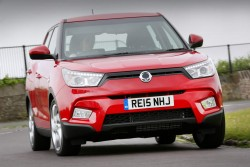2015 SsangYong Tivoli. Image by SsangYong.