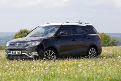 2016 SsangYong Tivoli XLV. Image by SsangYong.