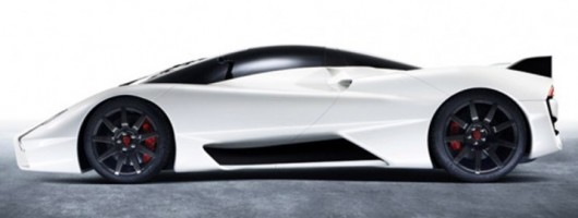 Shelby reveals 1,350bhp Tuatara. Image by Shelby Supercars.