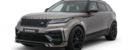 Range Rover Velar, widened by Startech. Image by Startech.