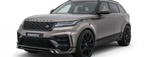Range Rover Velar, widened by Startech. Image by Startech.