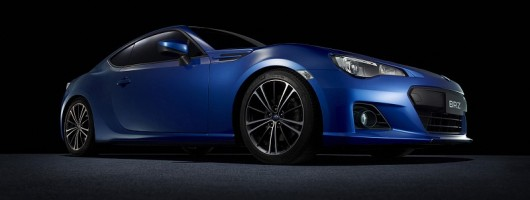 Subaru BRZ officially revealed. Image by Subaru.