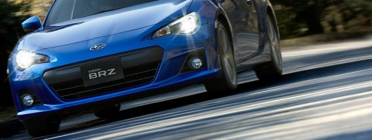 More details of UK market Subaru BRZ. Image by Subaru.