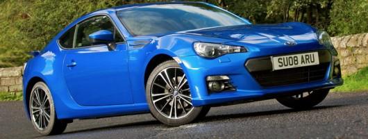 Subaru cuts price of BRZ. Image by Subaru.