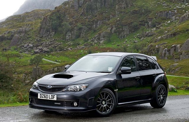 The Car Enthusiast Image Gallery 2010 Subaru Cosworth