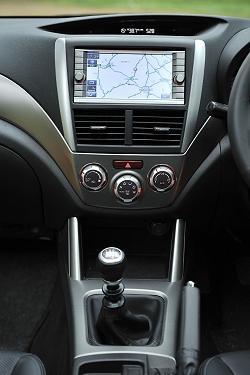 2010 Subaru Forester. Image by Subaru.