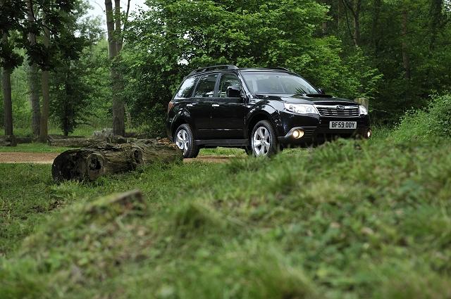 Week at the Wheel: Subaru Forester 2.0d. Image by Subaru.