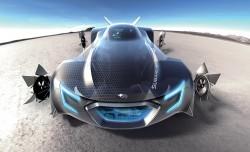 2011 Subaru Horizon concept. Image by Subaru.