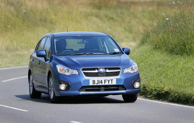 First drive: Subaru Impreza RC. Image by Subaru.