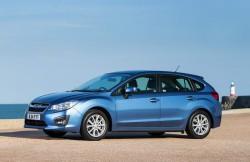 2014 Subaru Impreza. Image by Subaru.