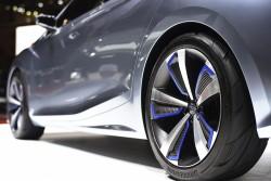 2015 Subaru Impreza concept. Image by Subaru.